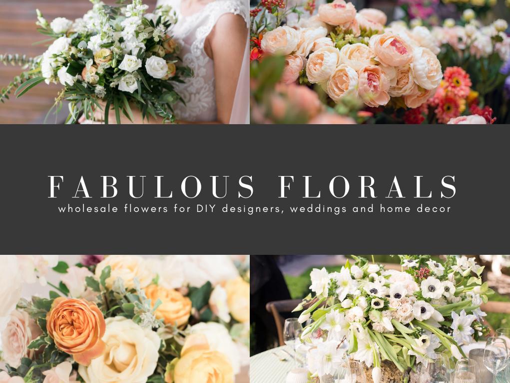 Fabulous Florals Wholesale Flowers