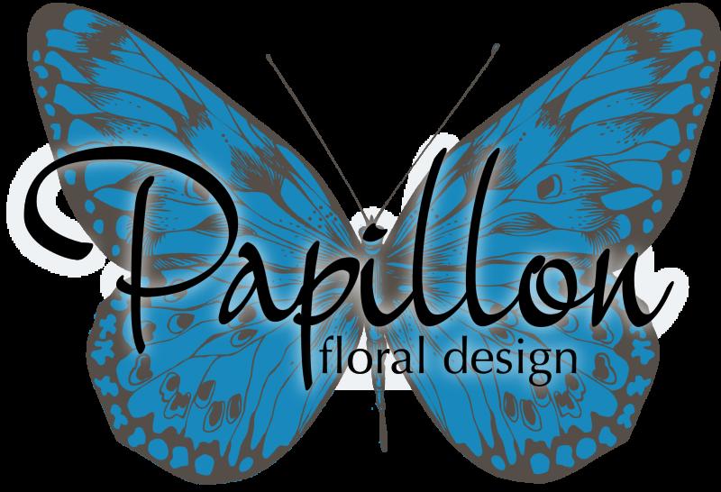 Papillon Floral by Olivia Rivas